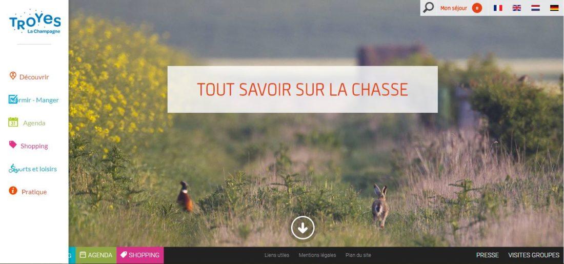 La chasse l 39 honneur l 39 office du tourisme de troyes champagne f d ration des chasseurs de l - Troyes office de tourisme ...